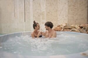 Can You Fill a Hot Tub with Hot Water?