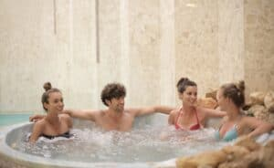 Are Saltwater Hot Tubs Better?